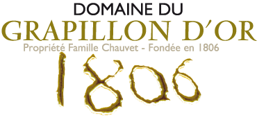 Le Grapillon d'Or Logo